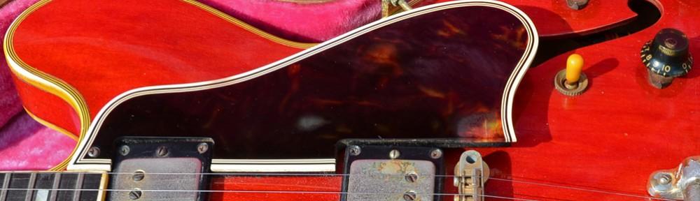 gibson es 355 mono - 1960